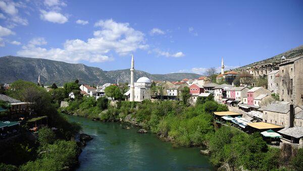 Мостар, БиХ - Sputnik Србија