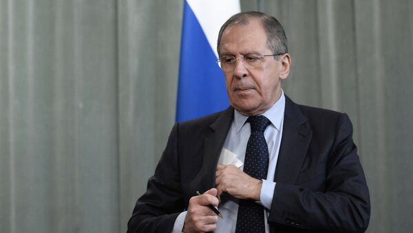 Ministar inostranih poslova Rusije Sergej Lavrov - Sputnik Srbija