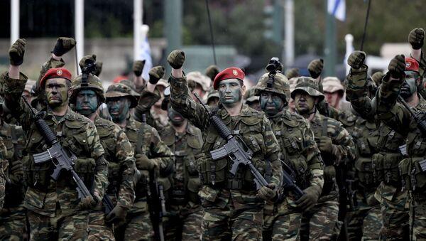 Грчки војници - Sputnik Србија