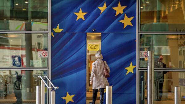 Ulazak u zgradu Evropske komisije u Briselu - Sputnik Srbija