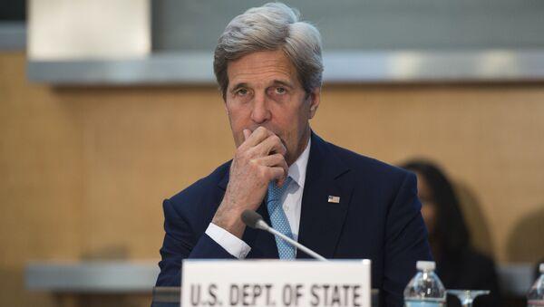 Државни секретар Сједињених Америчких Држава Џон Кери - Sputnik Србија