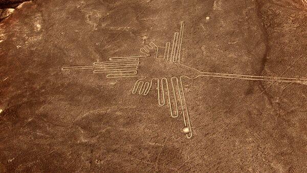 Naska linije u Peruu - Sputnik Srbija
