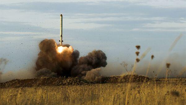 """Lansiranje rakete """"iskander M"""" - Sputnik Srbija"""