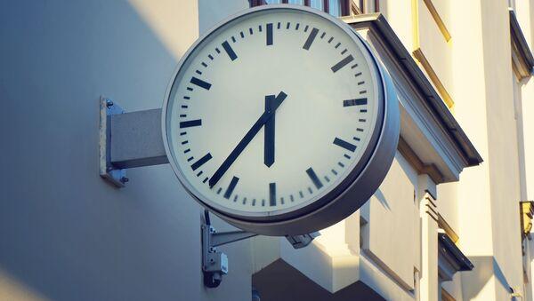 Железнички сат - Sputnik Србија