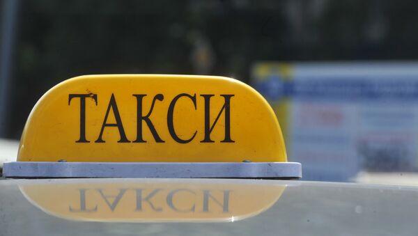 Такси у Москви - Sputnik Србија