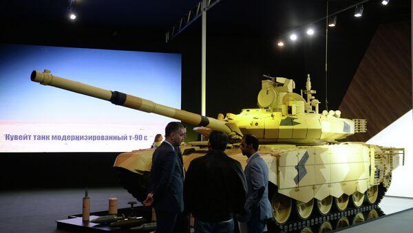 Tenk T-90MS - Sputnik Srbija