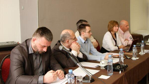 Međunarodna konferencija Fonda strateške kulture - Sputnik Srbija
