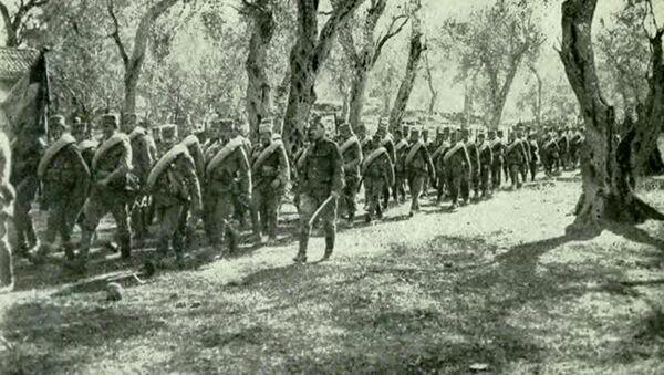 Вардарска дивизија на Крфу - Sputnik Србија