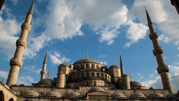 Džamija u Istanbulu - Sputnik Srbija