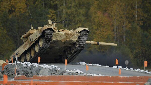 Tenk T-90 - Sputnik Srbija