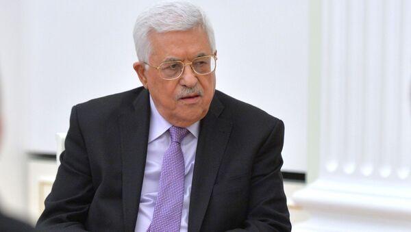 Predsednik Palestine Mahmud Abas - Sputnik Srbija