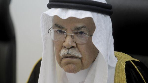 Ministar nafte Saudijske Arabije Ali el Naimi - Sputnik Srbija