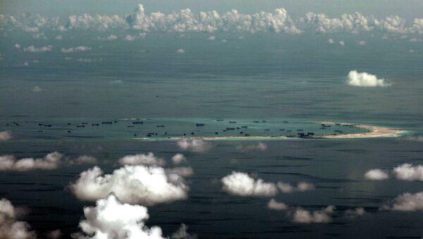 Grupa ostrva u Južnom kineskom moru, zapadno od Palavana - Sputnik Srbija