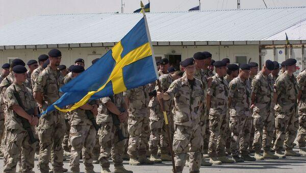 Шведска војска - Sputnik Србија