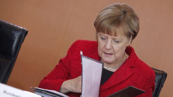 Канцеларка Немачке Ангела Меркел - Sputnik Србија