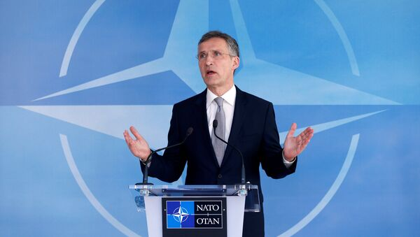 Generalni sekretar NATO-a Jens Stoltenberg - Sputnik Srbija