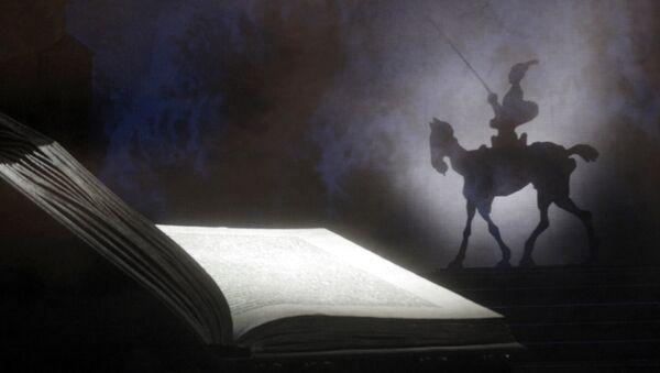 """Scena iz opere """"Don Kihot"""" u Marijinskom teatru - Sputnik Srbija"""