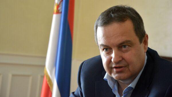 Ивица Дачић - Sputnik Србија