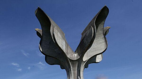 Spomenik logora Jasenovac - Sputnik Srbija