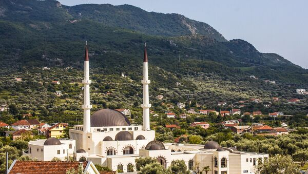 Džamija u Baru - Sputnik Srbija