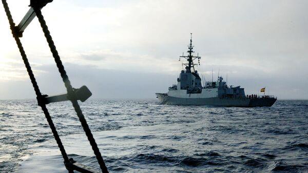 Vojni brodovi NATO-a - Sputnik Srbija