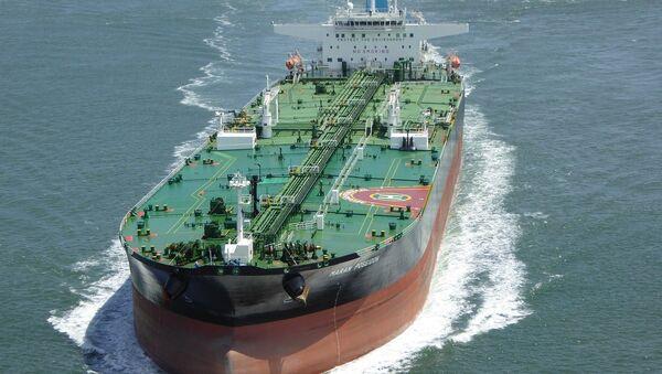 Tanker za naftu - Sputnik Srbija