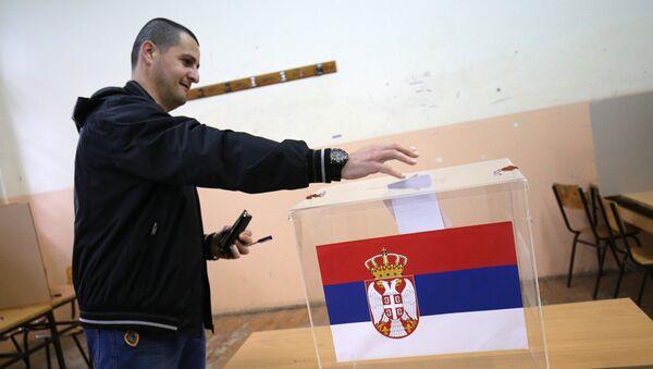 На Косову и Метохији јутрос је почело гласање за републички парламент, а грађани ће своје бирачко право моћи да остваре на 90 бирачких места, која су отворена широм Косова - Sputnik Србија