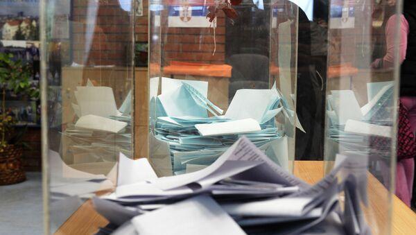 Izbori 2016. godine u Srbiji - Sputnik Srbija