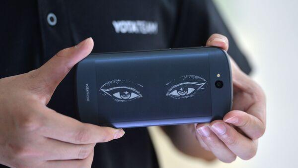 Јотафон, смартфон направљен у Русији - Sputnik Србија