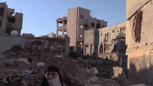 Снимци бруталног разарања у курдском граду Џизра. - Sputnik Србија
