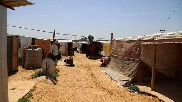 Сиријске избеглице у Либану - Sputnik Србија