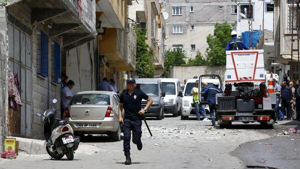 Ситуација у турском граду Кирис - Sputnik Србија