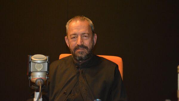 Teolog, pisac i reditelj, đakon Nenad Ilić - Sputnik Srbija