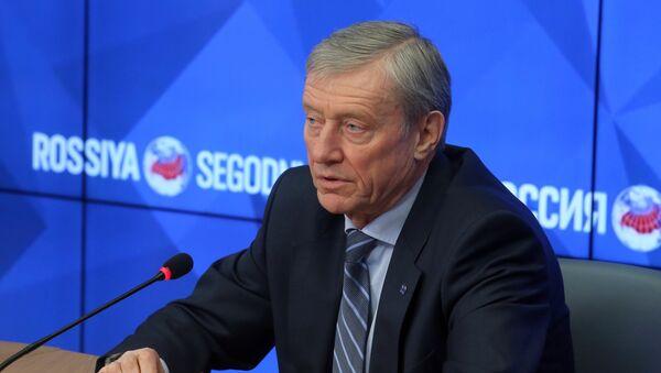 Generalni sekretara ODKB Nikolaj Bordjuža - Sputnik Srbija