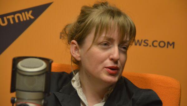 Rediteljka Snežana Trišić - Sputnik Srbija