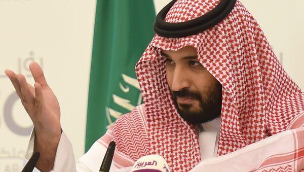 Princ Muhamed bin Salman - Sputnik Srbija