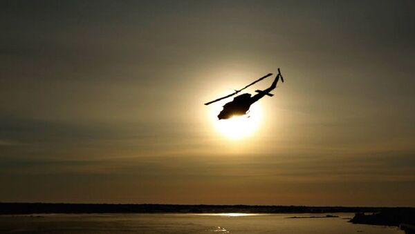 Helikopter, Norveška - Sputnik Srbija