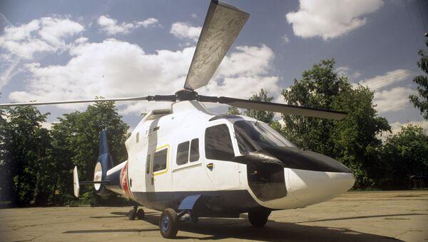 Višenamenski helikopter Ka-62 - Sputnik Srbija