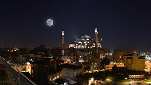 Аја Софија или Света Совија, џамија у Истанбулу - Sputnik Србија