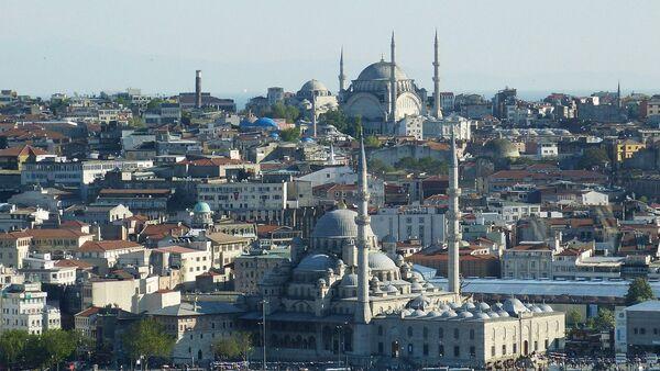 Панорама Истанбула - Sputnik Србија