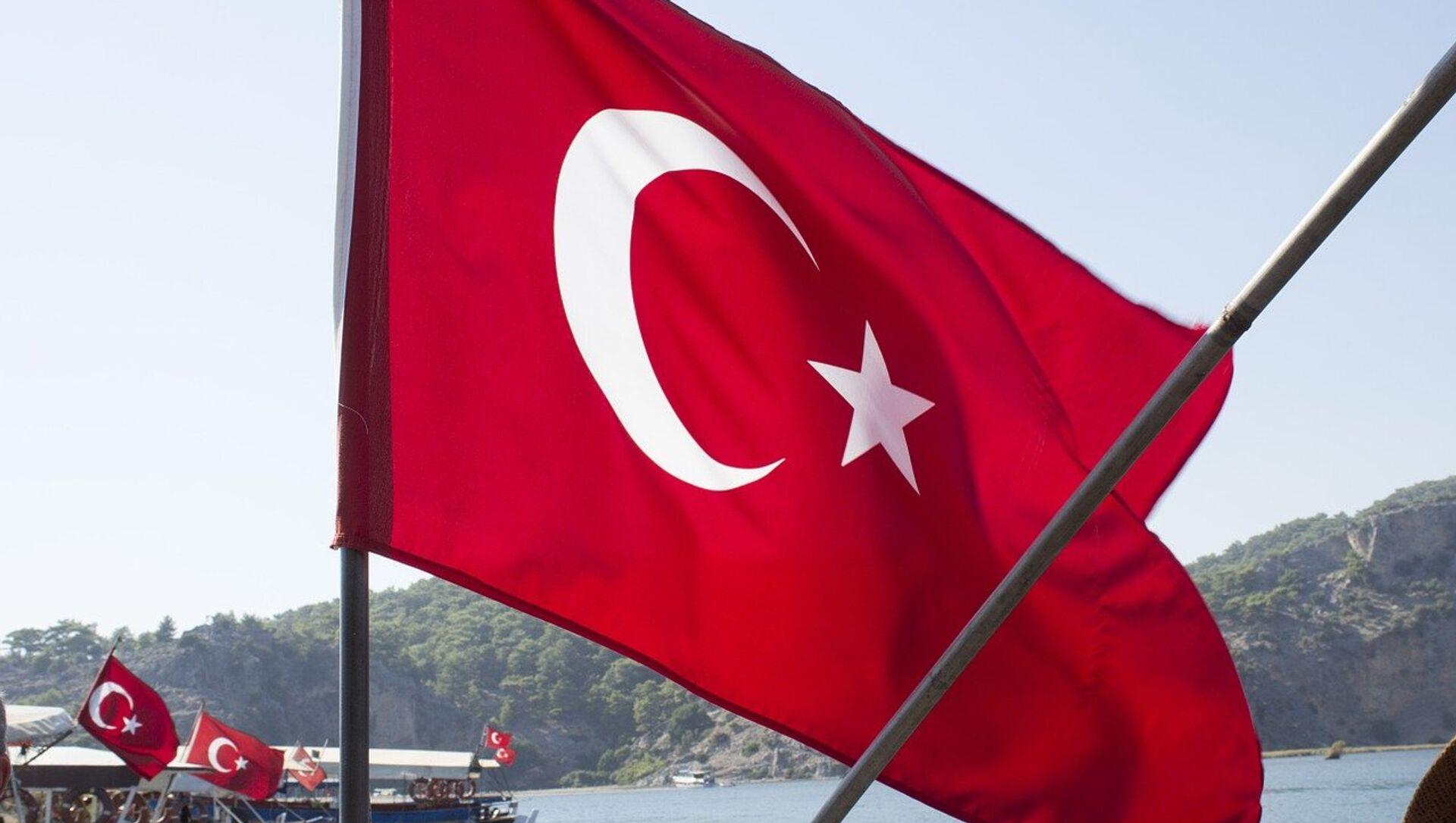 Turska zastava - Sputnik Srbija, 1920, 15.03.2021