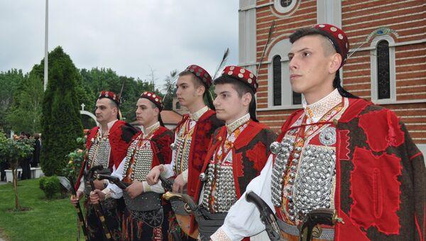 Čuvari Hristovog groba - Sputnik Srbija