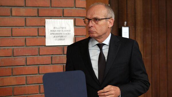 Biznismen Milan Beko - Sputnik Srbija