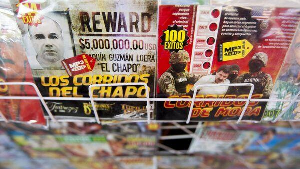 U Kolumbiji uhapšen peruanski Herson Galvez - Sputnik Srbija