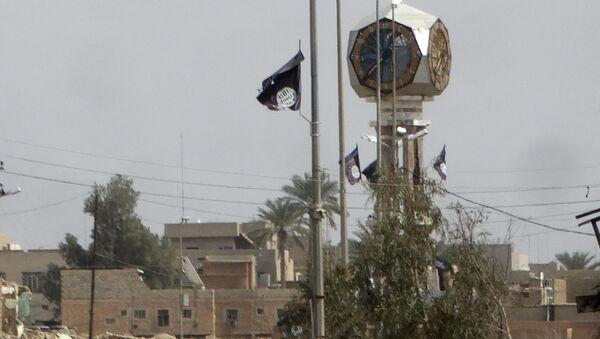 Застава ДАЕШ-а у Ираку - Sputnik Србија