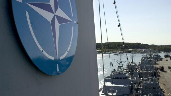 НАТО бродови у Финској - Sputnik Србија