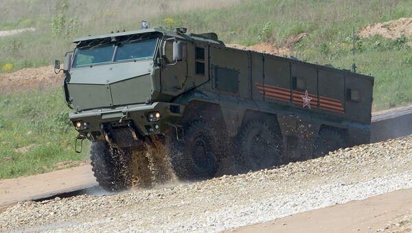 Oklopno vozilo Tajfun - Sputnik Srbija