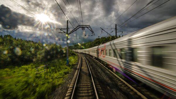 Трансибирска железница - Sputnik Србија