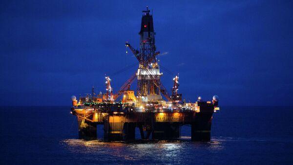 Руска бушилица нафте на Арктику - Sputnik Србија