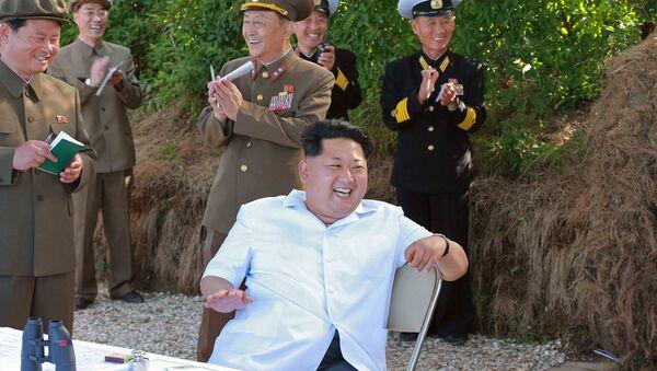 Severna Koreja Kim Džong Un - Sputnik Srbija